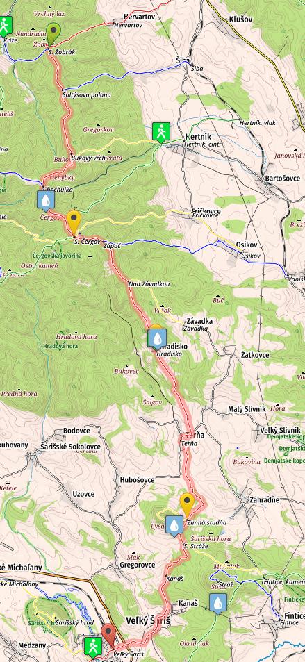 stage 4, SNP Trail, Zobrak - Velky Saris